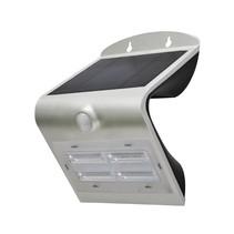 Solar wall lamp with sensor, 3.2 Watt
