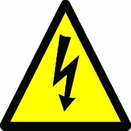 Self-adhesive triangle lightning (50x50mm)