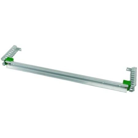 Eaton DIN rail adjustable height bracket, for Eaton cupboard B = 600 of 800