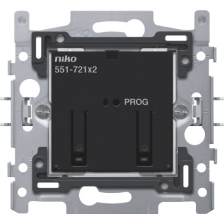 Niko Niko connected dual switch or push button