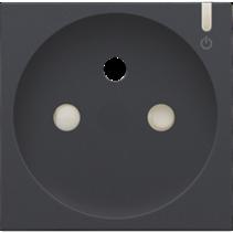 Afwerkingsset voor geconnecteerd stopcontact