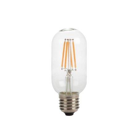 Retro Filament light bulb T45-4W - intens warm white