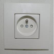 Single socket, Intense white