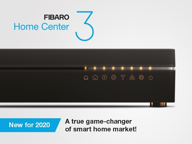 Fibaro Home center 3