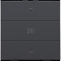 Enkelvoudige audiobediening voor Niko Home Control