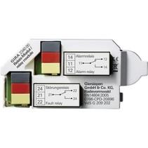 Dual Q rookmelder interface module