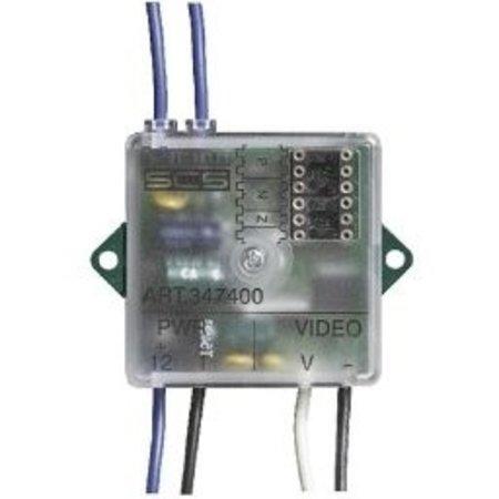 Bticino Camera interface naar 2-draad Bticino bus
