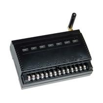 zes kanaals ontvanger wifi en RF 433Mhz