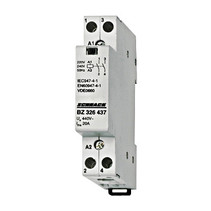 Vermogenscontactor 230V -20A -2NO