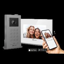 Facila neXt K2271W videofoonkit & codeklavier