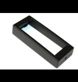 Entrya Zwart deksel voor Cifero KP10