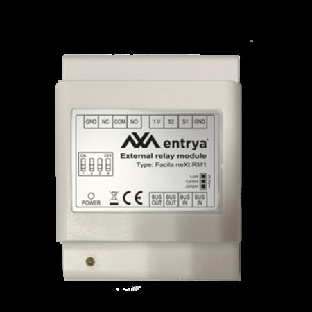 Entrya Facila neXt RM1 relaismodule voor slot of verlichting