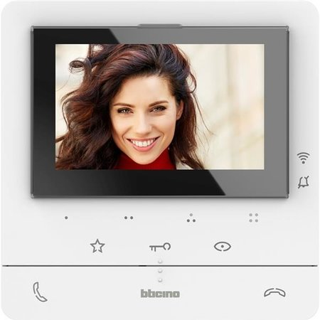 Bticino Bticino Videokit Linea 3000 , Classe 100 X16E, wifi en 3-4G