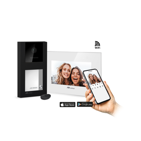Entrya Facila neXt K2171W videofoonkit
