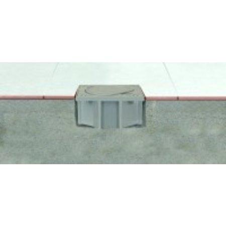 Simon Simon Inbouwdoos vloerstopcontact voor Chape-beton
