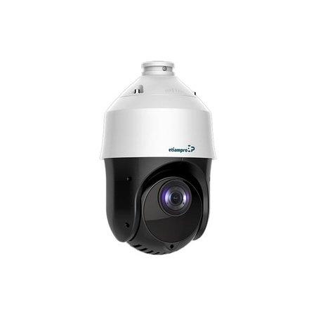 etiampro IP-dome-camera (2 MP) met Pan-Tilt-Zoom functie