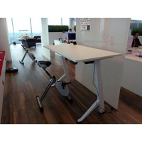 Y Desk ZIT-STA BUREAU Y DESK - MEMORIE DISPLAY