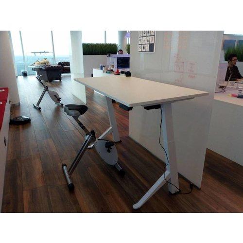 Y Desk SITZ -STEH SCHREIBTISCH Y DESK - MEMORY DISPLAY