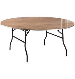 Stapelstuhl24 Banketttisch rund