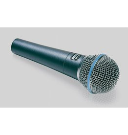 Shure Shure Beta 58 dynamisches Gesangsmikrofon