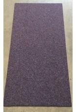 Teppichplatinen lila 2mX1m