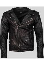 Pelechecoco Biker Jacket Men