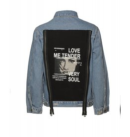 NORR NAOMI DENIM JACKET