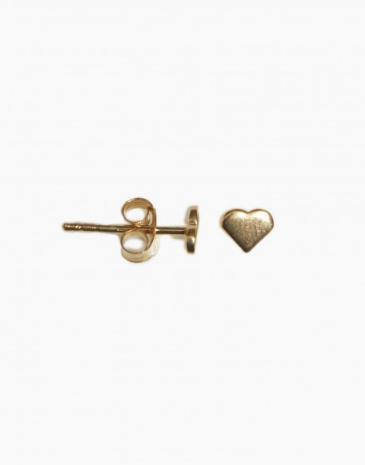 fashionoligy Love earpins Gold 1 pair