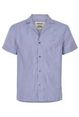 leo shirt blue