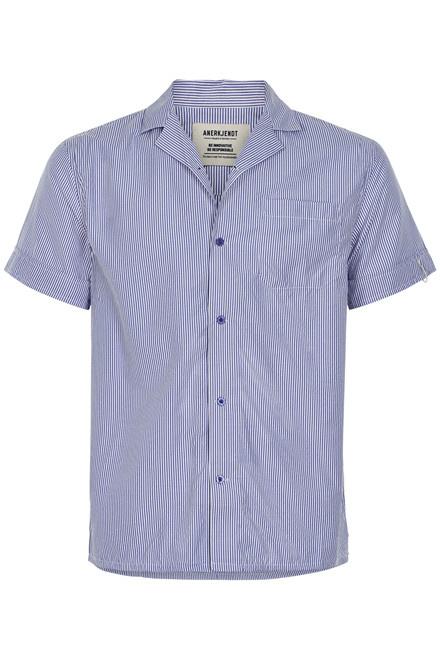 anerkjendt leo shirt blue