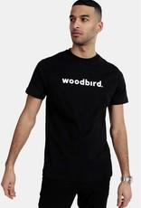 Woodbird Karl logo tee
