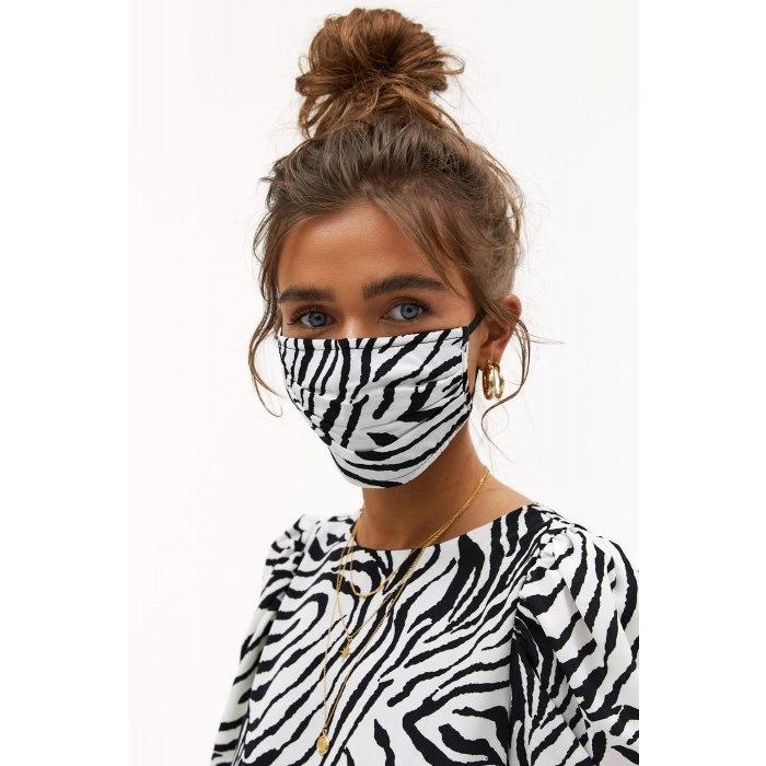 Loavies stay safe zebra