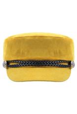 HOC Sailer hat | Yellow