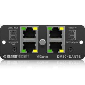 Klark Teknik - X2B - ENTE DM80-DANTE
