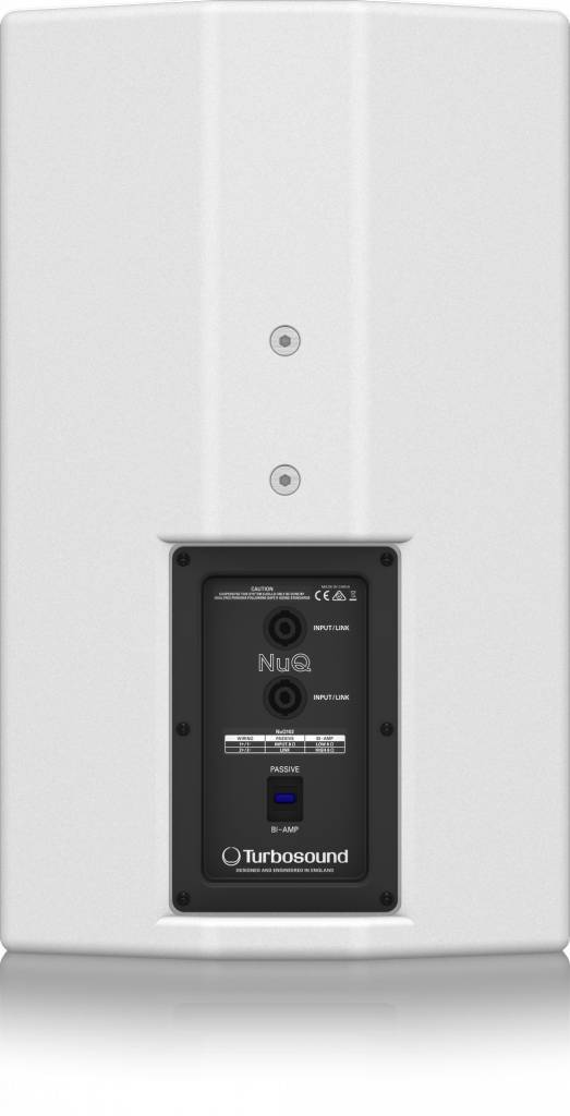 Turbosound - X2B - ENTE NUQ102-WH
