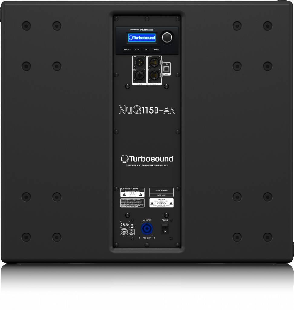 Turbosound - X2B - ENTE NUQ115B-AN-EU