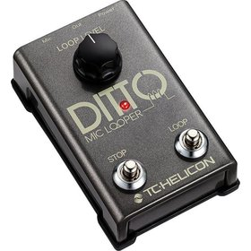 TC Helicon - CREA DITTO MIC LOOPER - EU/US/JP/CN