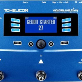 TC Helicon - X2C - CREA VOICELIVE PLAY - EU/US/JP/CN