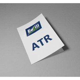 ATR + Export doc (Alleen voor zending naar Turkije)