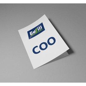 COO -  Verzendkosten TBA