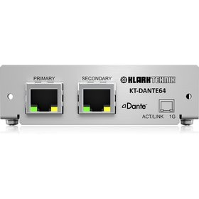 Klark Teknik - X2B - ENTE KT-DANTE64