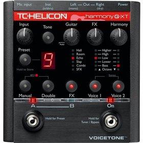 TC Helicon - CREA VOICE TONE HARMONY-G XT