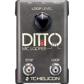 TC Helicon - CREA DITTO MIC LOOPER-UK