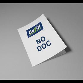 Aucun document supplémentaire requis