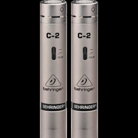 Behringer - CREA  C-2 - pair of microphones