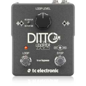 TC Electronic - CREA Ditto Jam X2 Looper