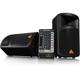 Behringer - CREA  EPS500MP3-UK