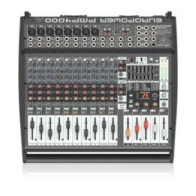 Behringer - X2C - CREA PMP4000-UK