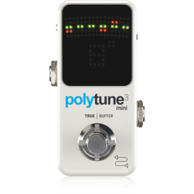 TC Electronic - CREA POLYTUNE 3 MINI