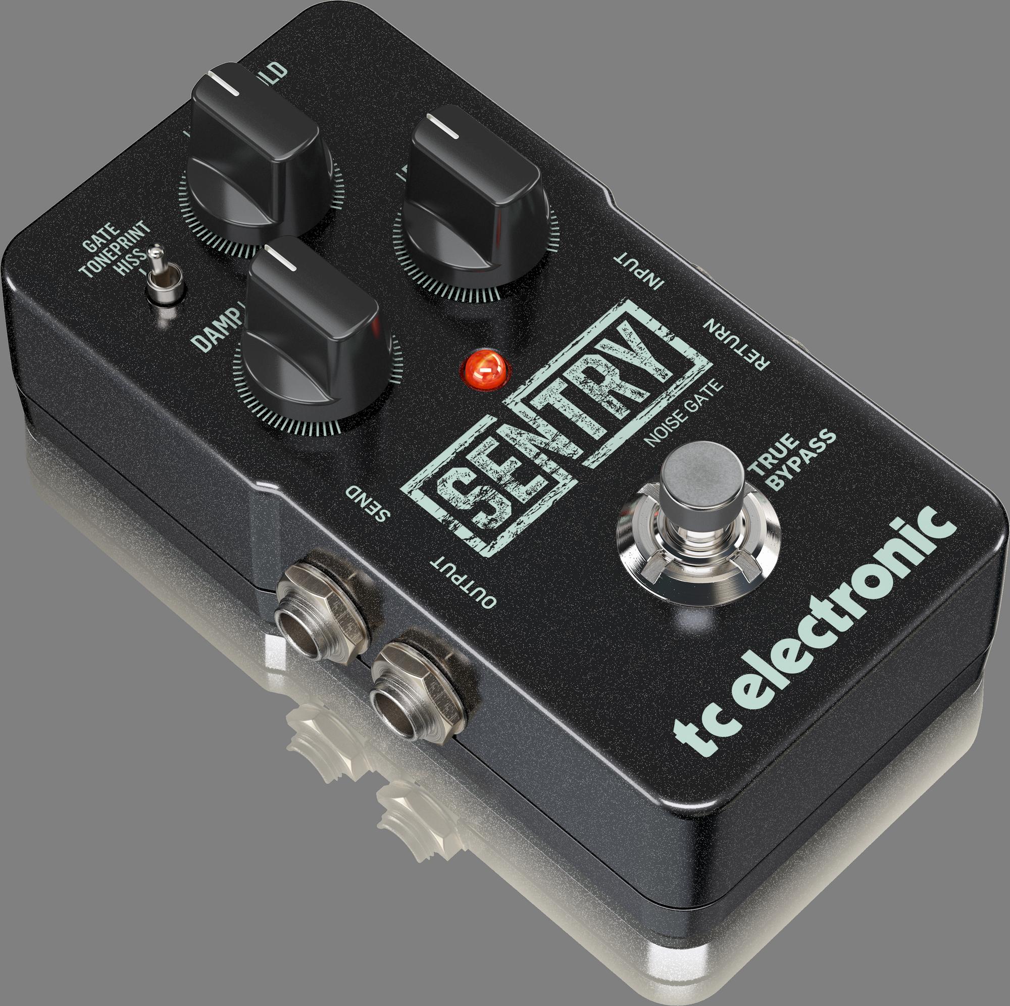 TC Electronic - CREA SENTRY NOISE GATE